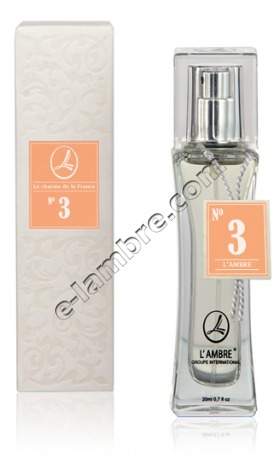 Lambre №3 - Miracle (Lancome) (OLD)