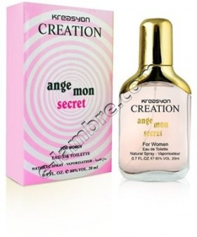 Kreasyon Creation Ange Mon Secret - Ange Ou Demon Le Secret (Givenchy)