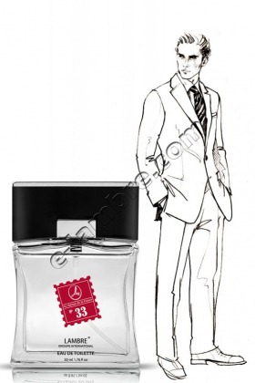 Lambre №33 - Le Male (Jean Paul Gaultier)