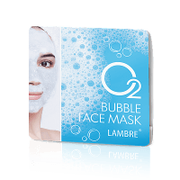 Маска кислородная для лица - O2 Bubble Face Mask