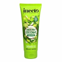 Гель для душа Naturals Lime & Mint Inecto