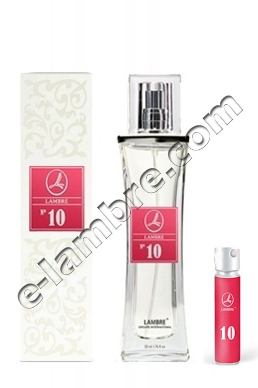 Lambre №10 - Olympea (Paco Rabanne)  59a4667e5fcf2